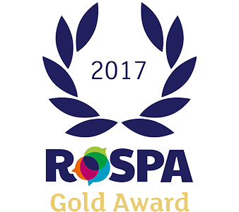Gold award logo